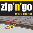 Инновационная система замкового соединения Zip'n'Go